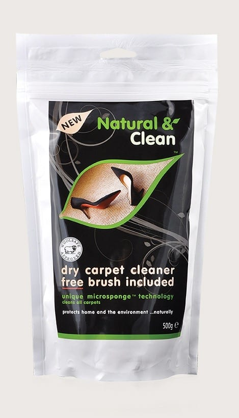 Spring time carpet / floor mat cleaning made easy